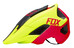 Fox Metah Graphics Helmet Men flo yellow